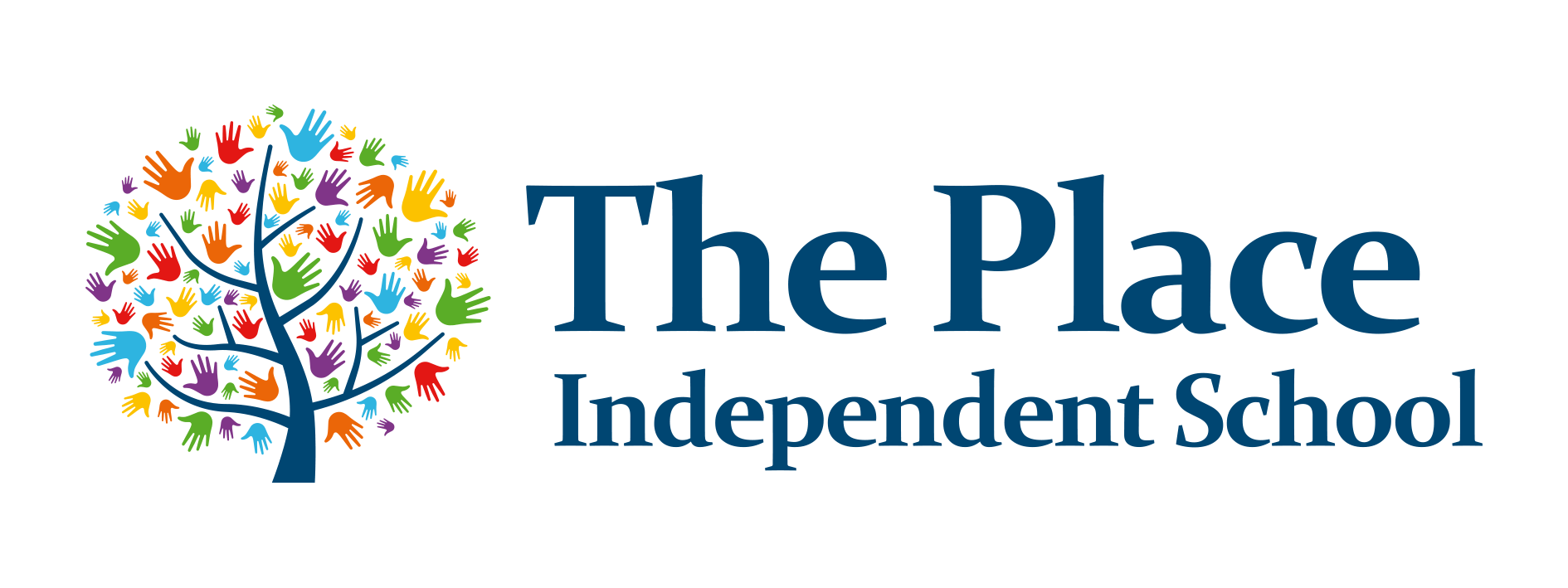 The Place Independent School Logo